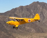 US Navy HE (Piper J-5)