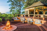 Namibia, Bwabwata National Park, Nambwa Tented Lodge