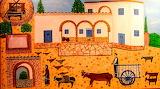 Mural, Cyprus