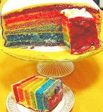 Rainbow for you @ Mangerie?!
