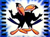 Heckle and Jeckle  - The Talking Magpies