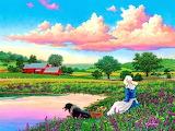 Farm-painting-john-sloale