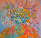Field Flowers by Vladislav Belashkin 1995