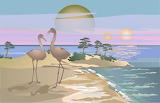 Rotate the Flamingos