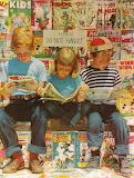 Children and comics