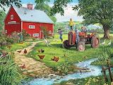 The Old Tractor - Steve Crisp