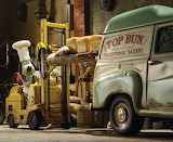 Top Bun Wallace & Gromit