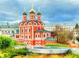 Church, Moscow