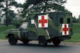 1983 chevrolet CUCV Ambulance