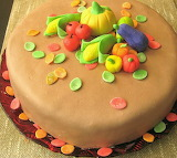 Fruity cake @ More Than Just Cakes