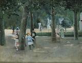 Amélie Lundahl, Paris, 1880