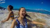 A Beach Day in Maui-Hawaii