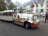Petite Train Montmartre Paris