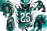 Philadelphia Eagles by streetz86