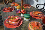 ^ Mexican tablesetting