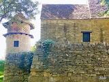 Greenfield Village Cotswold Cottage by Vicki Thompson Kalminski