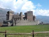 Castello di Fenis Val d'Aosta