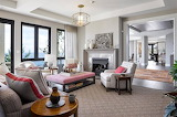 The Residence - Living Room 2/4