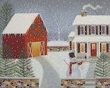^ Winter Welcome ~ Mary Charles