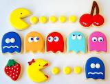 Pacman cookies @ Askanam