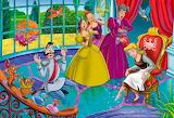 Disney's cinderella the shoe fits