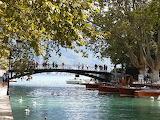 Annecy - le Pont des Amours