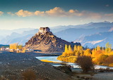 Leh Monastery,Ladakh,India