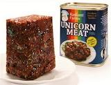 New Magical Unicorn Meat! 4-1-2010