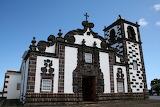 Santo Espirito Church. Santa Maria Island. Azores