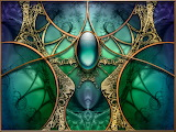 Fractal 3d art dmt stimulation body mind soul