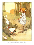 Alice in Wonderland, Mabel Lucie Attwell 1
