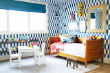 Kids colorful room