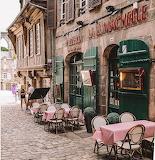 Shop restaurant London England