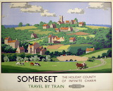 Somerset by Rail