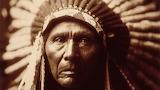 Native-american-sepia