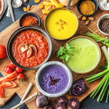 Colorful Soups