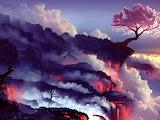 Fujivolcano -Japan