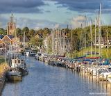 Havenkanaal van Oude-Tonge