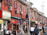 Old neighborhood in Shanghai