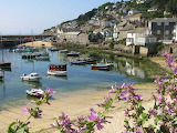 Mousehole Harbour, Kernow