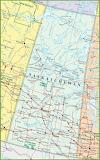 Canada Saskatchewan Kaart