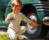 Childhood illustration by Arthur Sarnoff