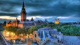 City of Subotica Serbia