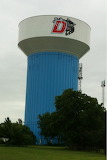 Duncanville, TX  Panther water tower