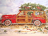 ^ Woody Christmas