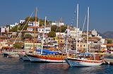 Turkey-harbor-gulet