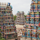 Colorful Temples