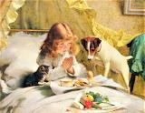 #Breakfast in Bed