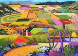 Landscape, Gene Brown