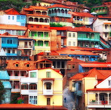 ~Colorful Houses~